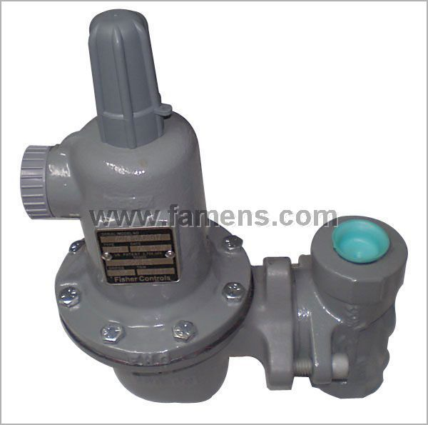 美國FISHER燃氣調壓器627-499減壓閥