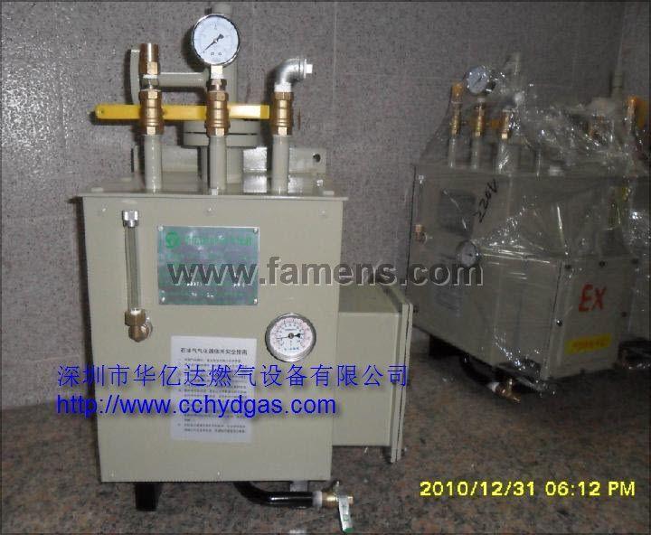 ZPXEX中邦星气化炉/LPG汽化器30kg/h、50kg/h、100kg/h、200公斤电热式气化炉