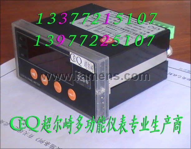 三相功率因數表CEQ-PF01
