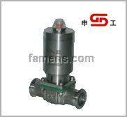 GMQ系列氣動高真空隔膜閥