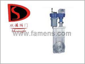 CCD型電動超高真空插板閥,不銹鋼電動真空插板閥