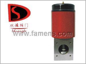 DDC-JQ型-电磁真空带充气阀,真空电磁充气阀