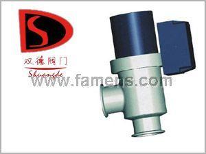 GDC-J型電磁高真空擋板閥