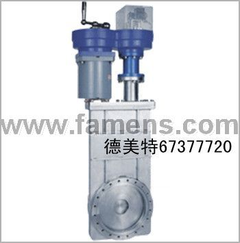 CCD型-电动超高真空插板阀