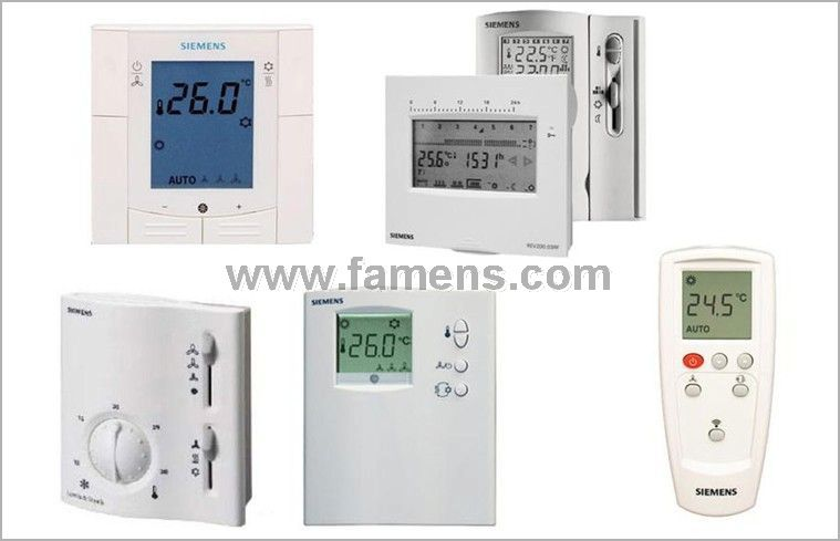 西门子|江森|霍尼韦尔|约克温度控制器正品平价供应