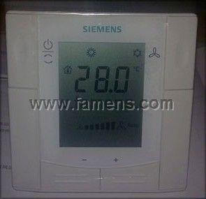 西门子SIEMENS房间温控器RDF310.2全国最优惠价格供应