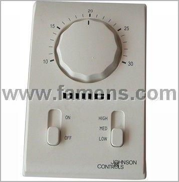 江森T2000AAC-0C0电压风机盘管温控器