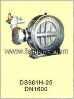双向蝶阀DS961H-25 DN1600