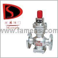 Y44H/Y型直接作用式波纹管减压阀