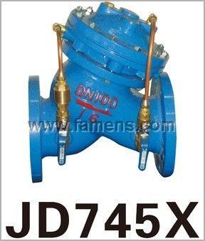 JD745X多功能水泵控制閥/水泵控制閥
