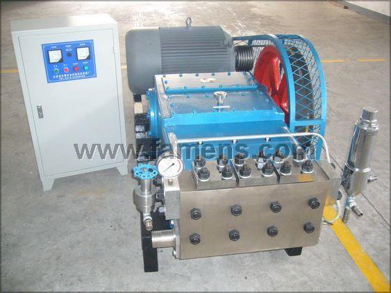 高壓清洗泵廠家  管道高壓清洗泵