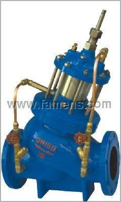 ZJDH745X(活塞式)多功能水泵控制閥/水泵控制閥