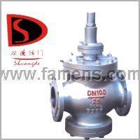 YGa43H/Y-高靈敏度大流量蒸汽減壓閥/大流量蒸汽減壓閥