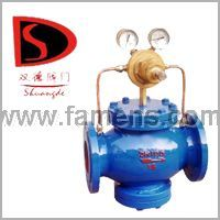 YK43X-F型先導活塞式氣體減壓閥/氣體減壓閥/活塞式減壓閥
