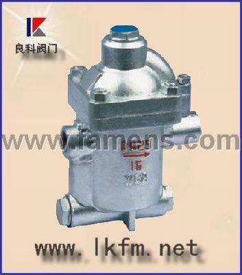 疏水阀生产厂家:CS15H/ER105钟形浮子(倒吊桶)式蒸汽疏水阀