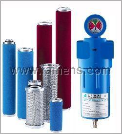 华人高压氮气液氯液氧过滤器金属烧结滤芯