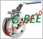 德国G.BEE GmbH对夹薄型球阀 Q71F对夹式薄型球阀