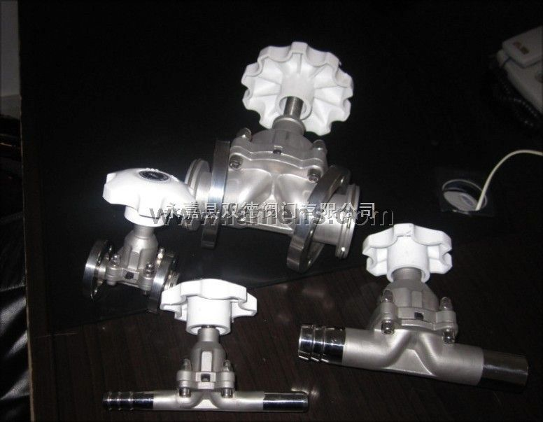 GM型-高真空隔膜閥
