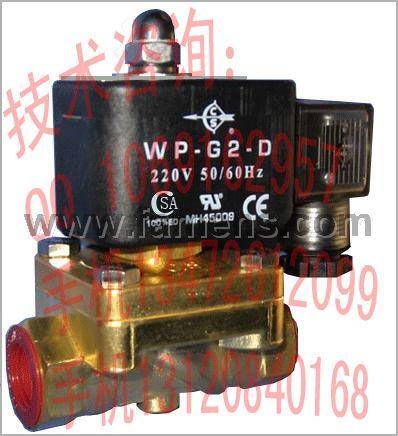 AD-25-N-G2-AC220V(DC24V)型,强实CS锻造铜阀体电磁阀