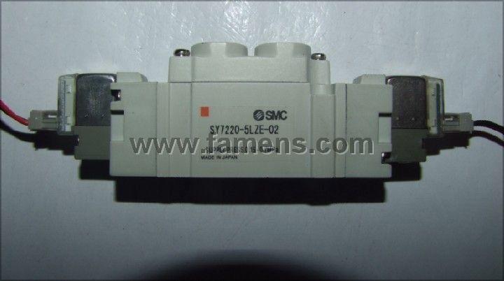 供应全新原装SMC电磁阀SY5120-5LOU-C4