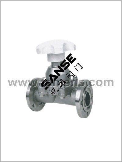 GM型-高真空(压力)隔膜阀/高真空压力隔膜阀