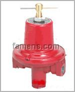 REGO597FA液化气减压阀 597FB天然气调压器 597FC煤气减压阀