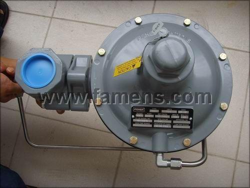 费希尔299调压器FISHER299H减压阀调压阀备件包维修包