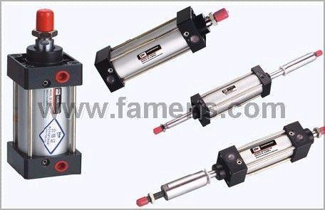 标准气缸(拉杆式)SC系列