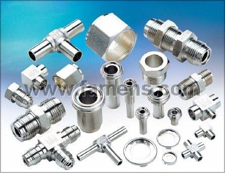 韓國TK各類自動焊接管接頭、面密封管接頭及其配件