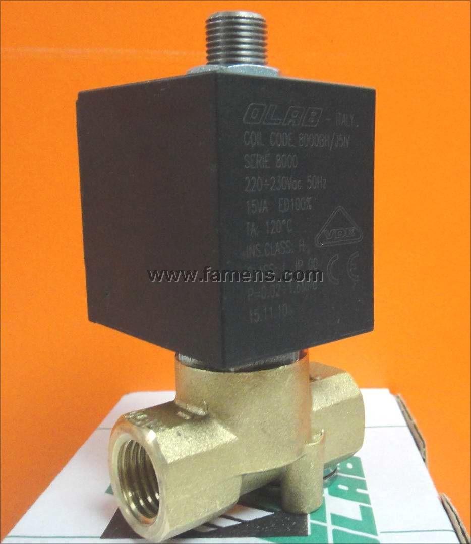 OLAB意大利空压机电磁阀 8251/3