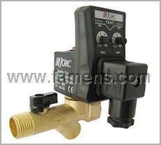 jorc自动排水器空压机电子自动排水器排水阀