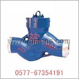 H61H高温高压焊接止回阀
