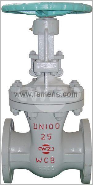 API602紧凑型闸阀