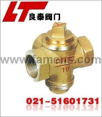 全铜二通丝扣旋塞阀厂|上海全铜三通丝扣旋塞阀
