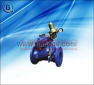 AX742X隔膜式安全泄压持压阀