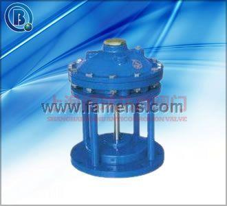 JM742X隔膜片池底卸泥阀