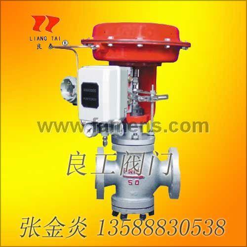 ZXP蒸发器加热气动蒸汽调节阀