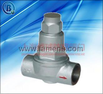 雙金屬可調式蒸汽疏水閥