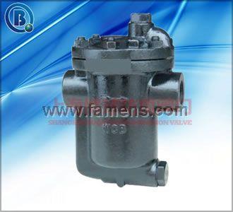 DT881倒置桶式蒸汽疏水阀
