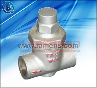 TB5雙金屬可調式疏水閥