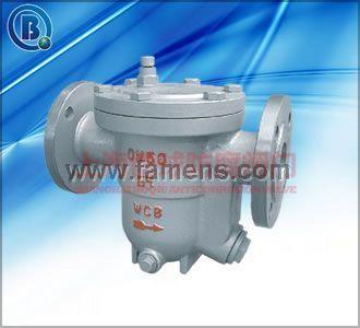 高温高压自由浮球式蒸汽疏水阀