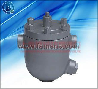 CS41H-100C高溫高壓蒸汽疏水閥