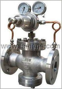 YK43X氫氣減壓閥
