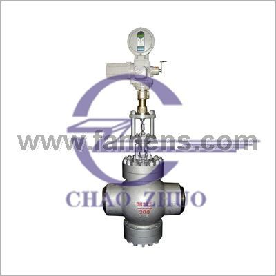 T967智能型電動調節閥