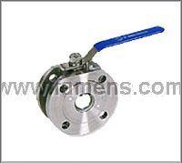 Q71F意式超短球閥.超薄型對夾球閥