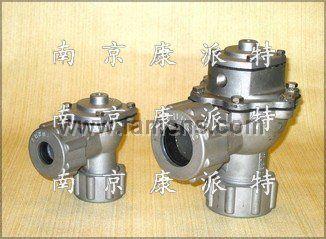 DM20-DM40管接頭式遠程控制意大利TURBO電磁脈沖閥