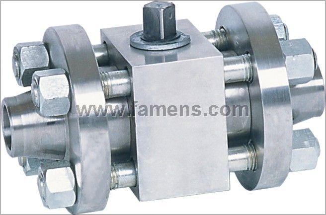 Q61N對焊連接高壓鍛鋼球閥