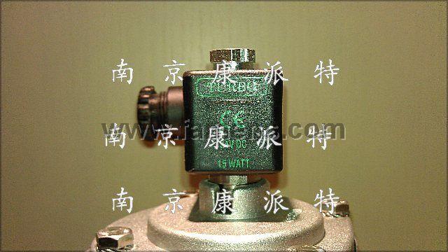 TURBO圖爾波脈沖閥DC24V,AC220V,AC110V,AC24V電壓線圈供應