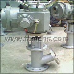 萊菲特DHG95-19-1 放料閥廠家