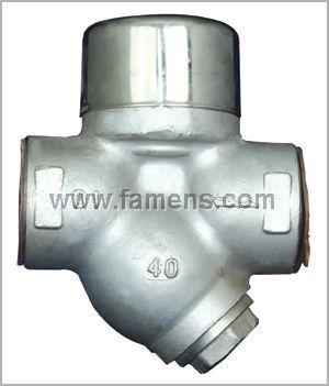 19热动力式蒸汽疏水阀-法兰疏水阀